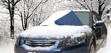 how to make a cheap snow blancket winter is coming creative car hacks to beat the cold cheap cars canada