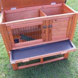 Guinea Pig House Plans Decker With Run Rabbit Hutch Hutches Guinea Pig House Home Includes Slide Out Cleaning