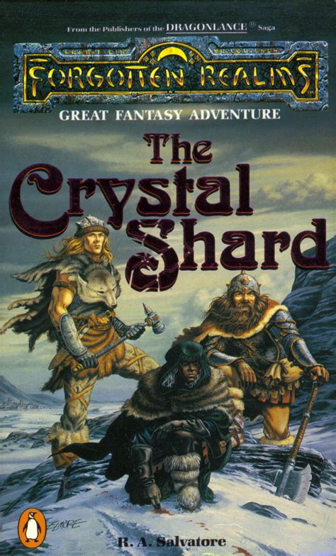 time shards books the icewind dale trilogy forgotten realms novels