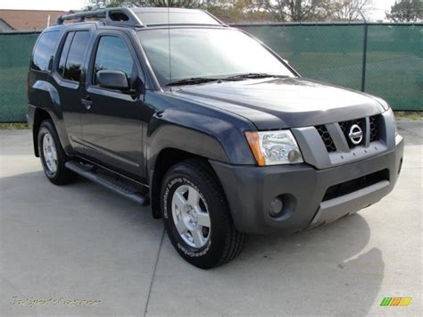 dark gray nissan 2008 nissan xterra s in night armor dark gray photo 4
