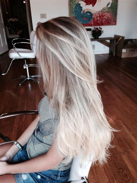 root drag hair styles 25 best ideas about dark roots blonde hair on pinterest