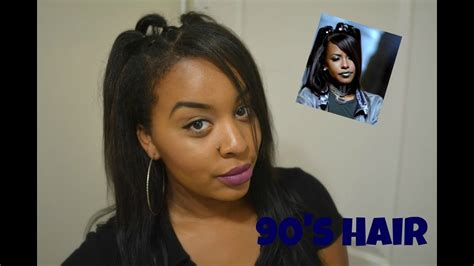 Aaliyah Hairstyle by Aaliyah Hairstyles Hair