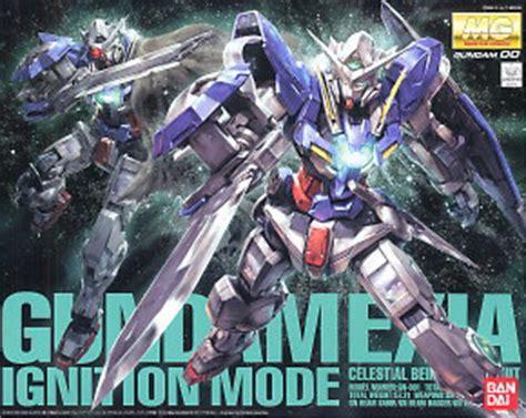 Tg169 Gn 001 Gundam Exia Ignition Mode Mg gn 001 gundam exia ignition mode mg gundam model kits hobbysearch gundam kit etc store