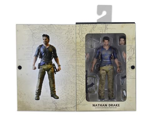 uncharted 4 figure neca uncharted 4 nathan on ebay the toyark news