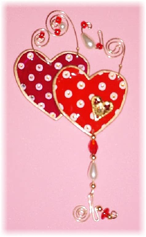 Handmade Hearts Crafts - all handmade crafts by artist gonzalez at mj