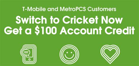 cricket offers  customers   switching