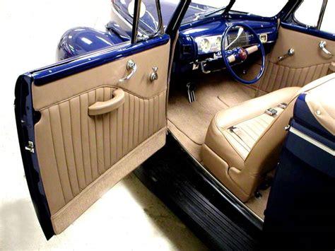 Car Interior Upholstery Cleaner 1940fordconvertibleinterior