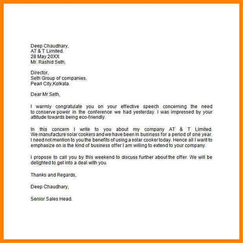 Joinery Company Introduction Letter 5 Sales Letter Introduction Introduction Letter