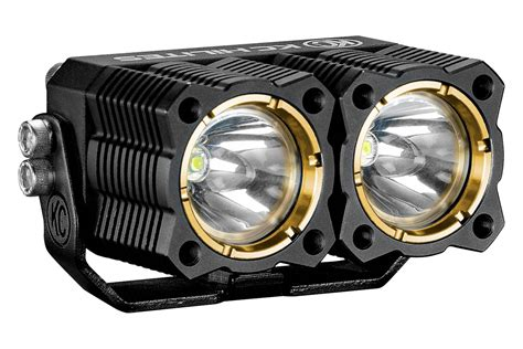 Led Offroad Lights by Kc Hilites 174 272 Flex Led 20w Driving Lights