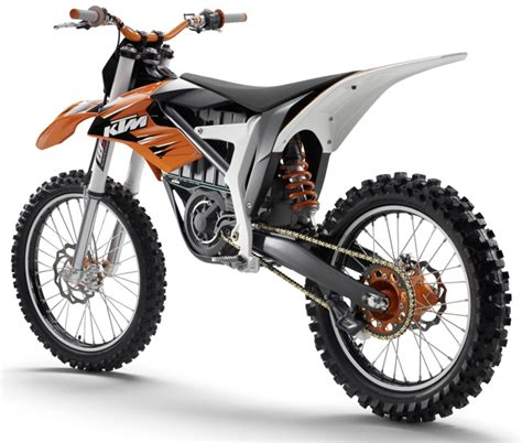 electric ktm motocross bike motocross action magazine ktm goes electric with the