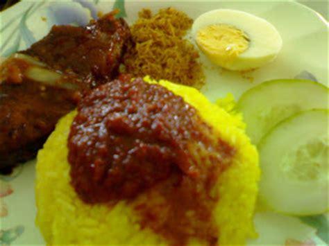 buat nasi kuning di magicom blog cikgu niey nasi kuning ikan tongkol masak merah
