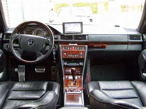 W124 Interior by Mercedes W124 E60 T Amg Benztuning