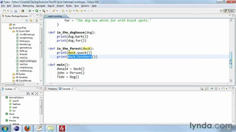 working with inheritance and polymorphism in python