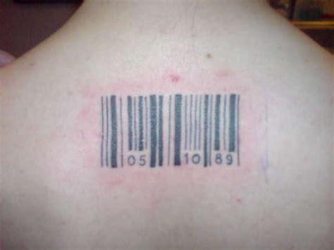 barcode tattoo film juliayunwonder barcode tattoo