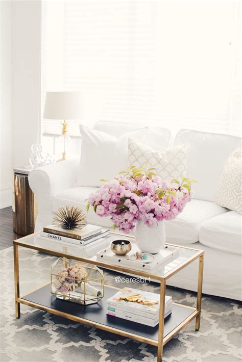 decor for coffee table decorate with style 16 chic coffee table decor ideas style motivation