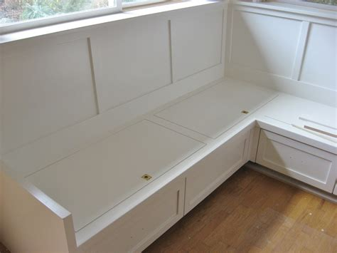 white kitchen bench seating white kitchen storage bench