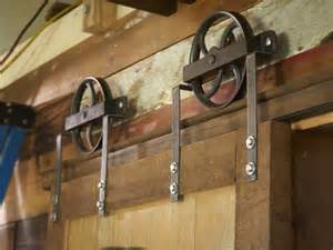 how to build a sliding barn door how tos diy