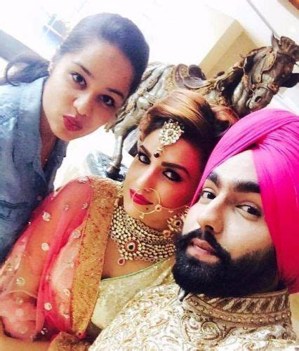 ammy virk height himanshi khurana height weight age biography wiki