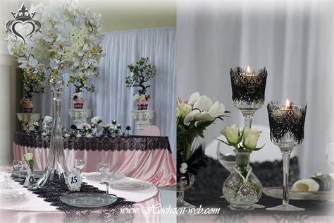 schwarze kerzenhalter elegante und extravagante vasen f 252 r tischdekoration
