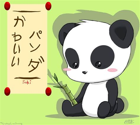imagenes kawaii panda kawaii panda by ifreakenlovedrawing on deviantart