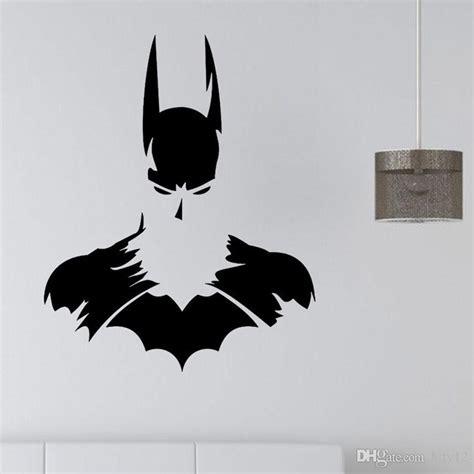 Marvel Wall Stickers new batman superhero vinyl wall art sticker poster