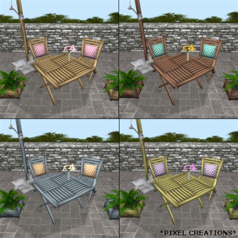 Affordable Garden Decor New Pc Nell Garden Furniture Decor W Texture Change 50 Discount For Members