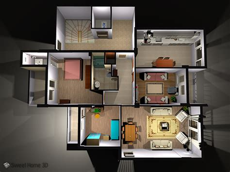 aplikasi home design 3d for pc sweet home 3d draw floor plans and arrange furniture freely