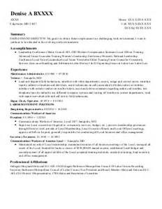 Barn Manager Sle Resume by Assistant Manager Resume Exle Dress Barn