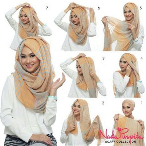 tutorial hijab pashmina turki easy turkish hijab tutorial 2016 17 hijabiworld