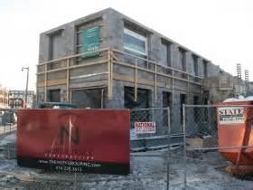 Johnston Apartments Milwaukee On Milwaukee Greenwich Park Apartments Taking Shape