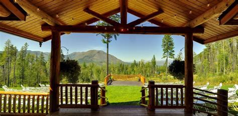 6 Open Air Outdoor Wedding Venues in Montana   WeddingWire