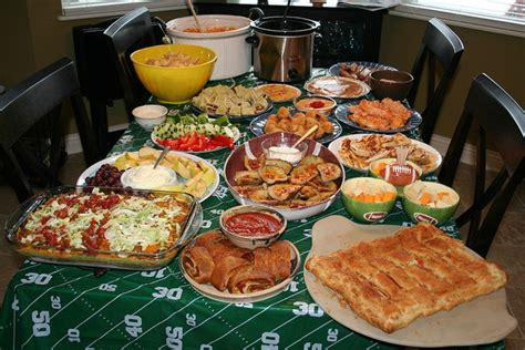 the sunday six best super bowl foods time out