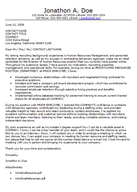 Cover Letter For Manager Position With No Experience