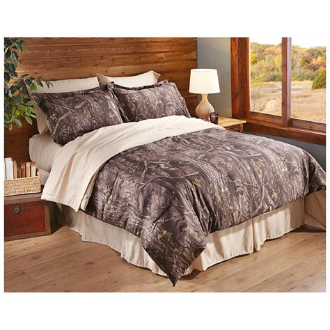 hunting bed sets sherbrooke camo complete bed set 420879 comforters at