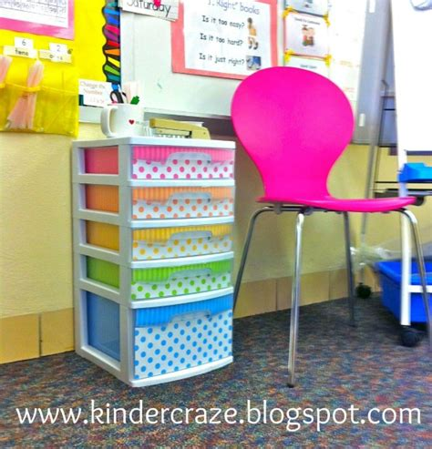 how to diy for your classroom polka dot decor ideas