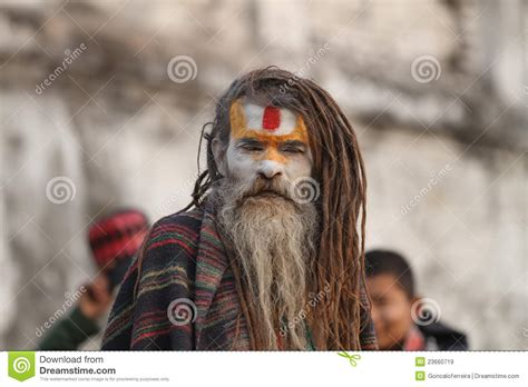 by indian indian sadhu editorial stock image image of alms