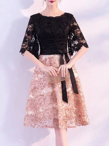 Kebaya Hitam Putih 17 desain model kebaya warna hitam kombinasi brokat rok