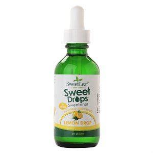 Detoxing From A Stevia Reaction by Sweetleaf Stevia Sweet Drops Lemon Drop Flavor