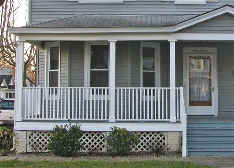 front porch banisters porch railing height building code vs curb appeal