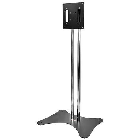 Floor Stand by Peerless Ss Series Dual Pole Floor Stand For 32 65 Inch