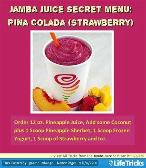 5 fruit frenzy jamba juice 22 best jamba copycat recipes images on