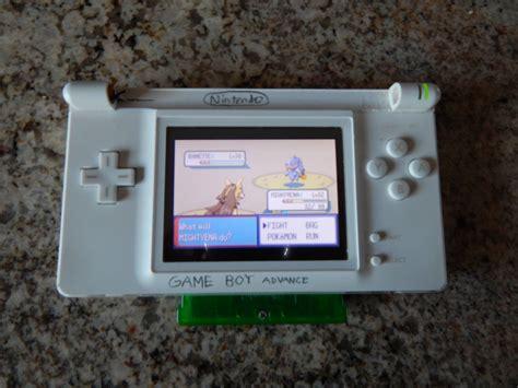 gameboy sp backlight mod backlit game boy advance mod d gaming