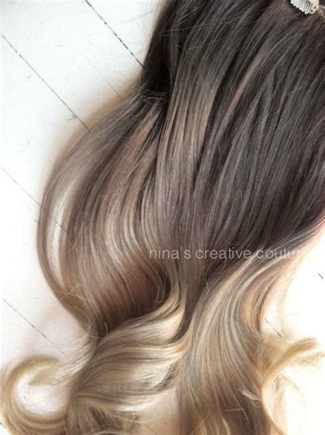 blonde ombre hair weave ash blonde ombre hair ombre clip in hair extensions dark