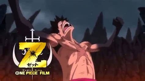 film one piece trailer one piece movie 12 one piece film z trailer youtube
