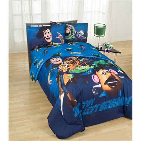toy story bedroom set disney pixar toy story sheet set walmart com