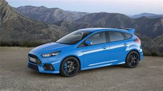 Ford Rs 2016 Ford Focus Rs Review Caradvice