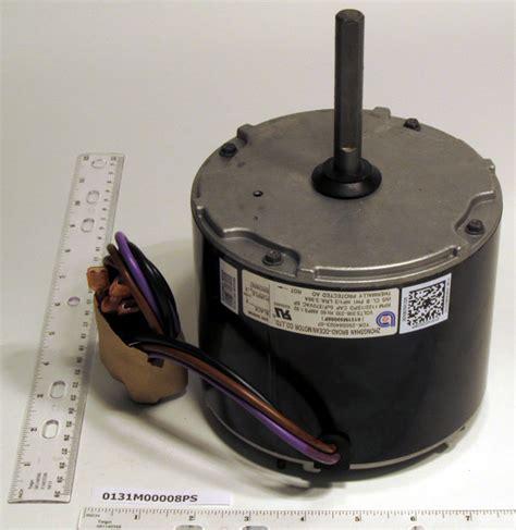 goodman condenser fan motor in stock goodman 0131m00430sf 208 230v condenser fan motor