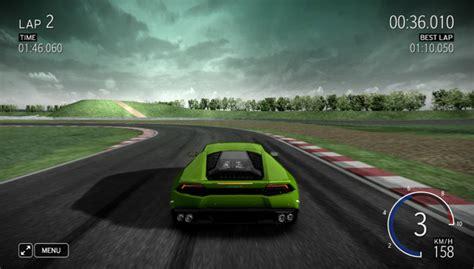drive online lamborghini hurac 225 n lp 610 4 online driving simulator debuts