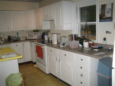 For The Kitchen These Kitchen Cabinets Are Laminated With White Formica Kitchen Cabinets