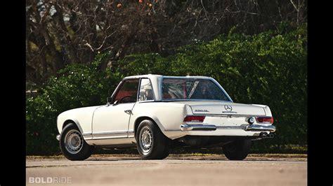mercedes 230 sl roadster